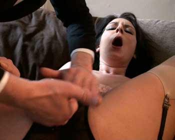 SubSlut Sophie Garcia Masturbation Video 2