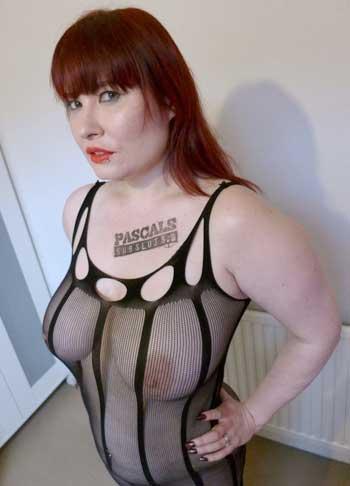 SubSlut Donna Austin Strip Pictures