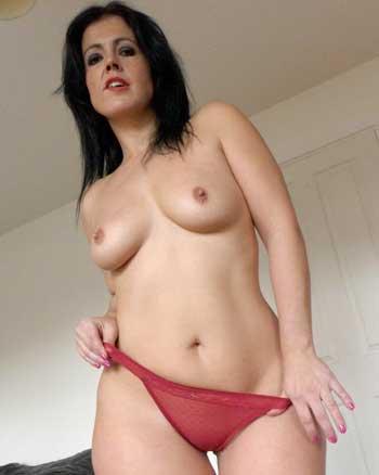 SubSlut MILF Montse Swinger Shows Us Her Big Ass